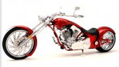 2010 Big Bear Choppers Sled ProStreet 100 Smooth Carb photo