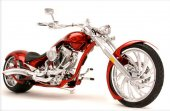 2010 Big Bear Choppers Sled ProStreet 100 EFI photo