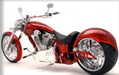 2010 Big Bear Choppers Sled ProStreet 114 X-Wedge EFI photo
