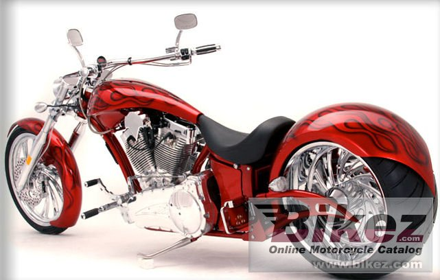 Big Bear Choppers Sled ProStreet 114 X-Wedge EFI