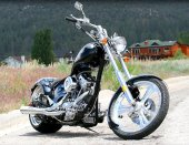 2010 Big Bear Choppers Devils Advocate 100 Smooth Carb