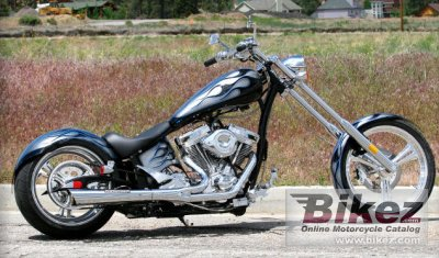 2010 Big Bear Choppers Devils Advocate 100 EFI photo