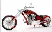 2010 Big Bear Choppers Devils Advocate ProStreet 100 Carb