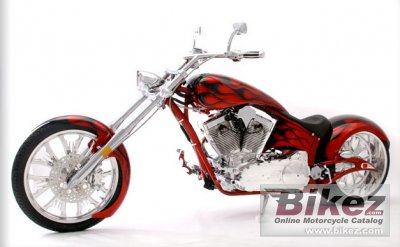 2010 Big Bear Choppers Devils Advocate ProStreet 100 Carb photo