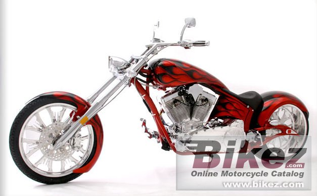 Big Bear Choppers devils advocate prostreet 100 carb
