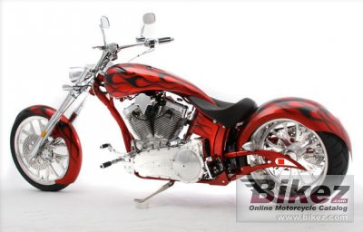 2010 Big Bear Choppers Devils Advocate ProStreet 100 EFI photo