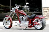 2010 Big Bear Choppers Venom 100 Smooth EFI photo