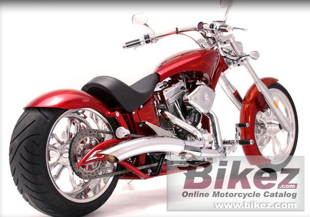 Big Big Bear Choppers venom prostreet 100 smooth carb picture and wallpaper from Bikez.com