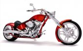 2010 Big Bear Choppers Venom ProStreet 100 Smooth EFI