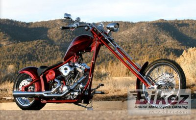 2010 Big Bear Choppers Merc Softail 100 Smooth Carb photo
