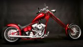 2010 Big Bear Choppers Merc Rigid 100 Smooth Carb