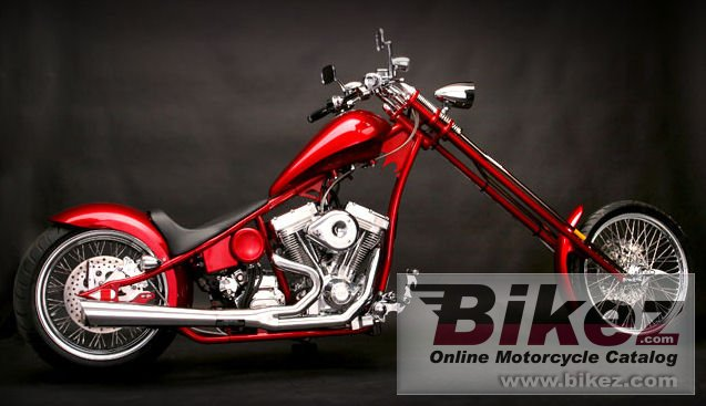 Big Big Bear Choppers merc rigid 100 smooth carb picture and wallpaper from Bikez.com