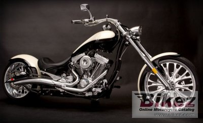 2010 Big Bear Choppers Mis Behavin 100 Smooth Carb photo