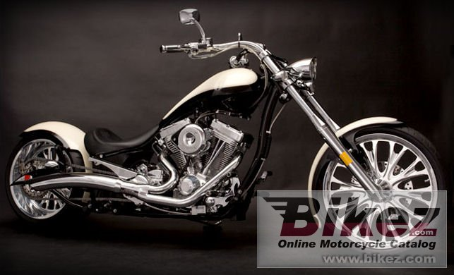 Big Bear Choppers mis behavin 100 smooth carb