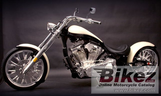 Big Bear Choppers mis behavin 100 smooth efi