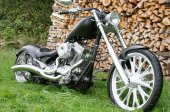 2010 Big Bear Choppers Bear Bones 100 Smooth Carb