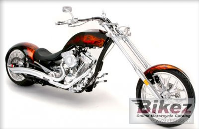 2010 Big Bear Choppers Athena 100 Smooth EFI