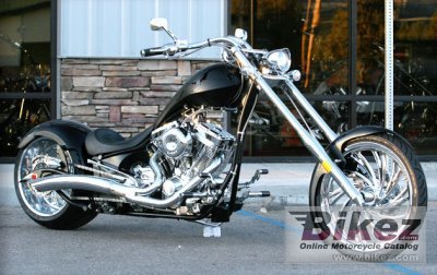 2010 Big Bear Choppers Sled 100 EFI Evolution