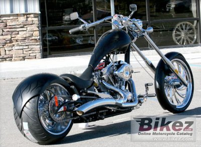 2010 Big Bear Choppers Sled 114 X-Wedge EFI