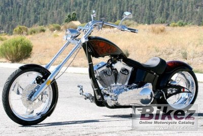 2010 Big Bear Choppers Venom 100 Smooth Carb