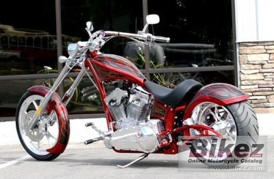2010 Big Bear Choppers Venom 100 Smooth EFI