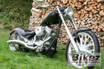 2011 Big Bear Choppers Bear Bones photo