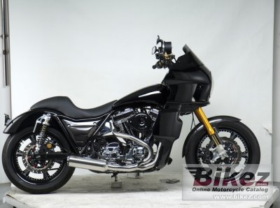 2014 Big Bear Choppers Titanum 111 Carb