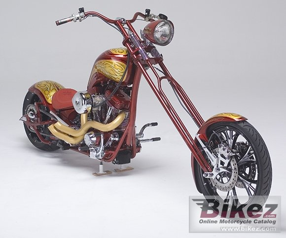2015 Big Bear Choppers Redemption 111 Carb
