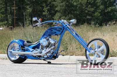 2015 Big Bear Choppers Athena Chopper 111 EFI