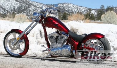2015 Big Bear Choppers Venom Chopper 111 Carb