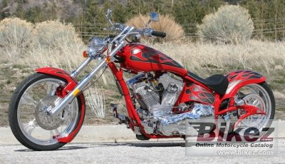 2015 Big Bear Choppers Venom ProStreet 111 Carb