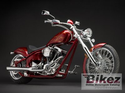 2008 Big Dog Mutt Specifications And Pictures