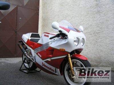 1989 Bimota YB6 EXUP