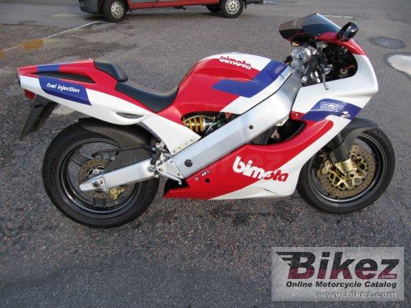 1995 Bimota SB 7