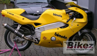 1996 Bimota YB9 SRI photo