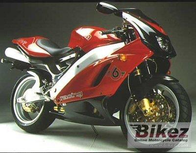 1997 Bimota SB6R
