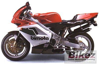 1997 Bimota Vdue 500