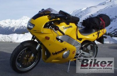 1998 Bimota YB9 SRI photo