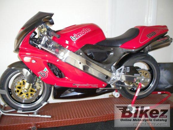 1999 Bimota SB 6 R