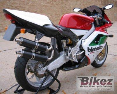 1999 Bimota 500 V-Due