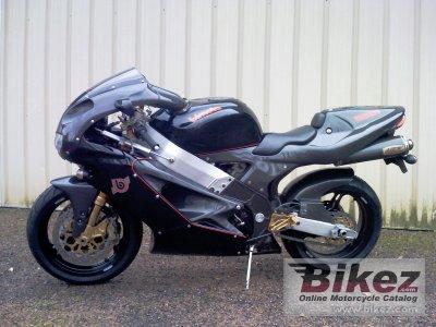 2001 Bimota SB 8 R Special