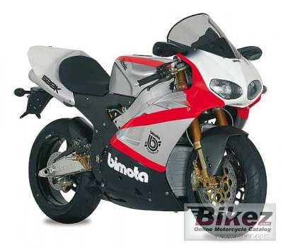 2007 Bimota SB8K Gobert photo