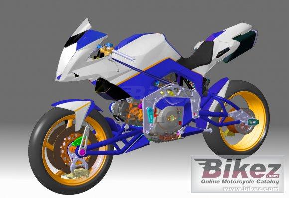 2007 Bimota Tesi 3D