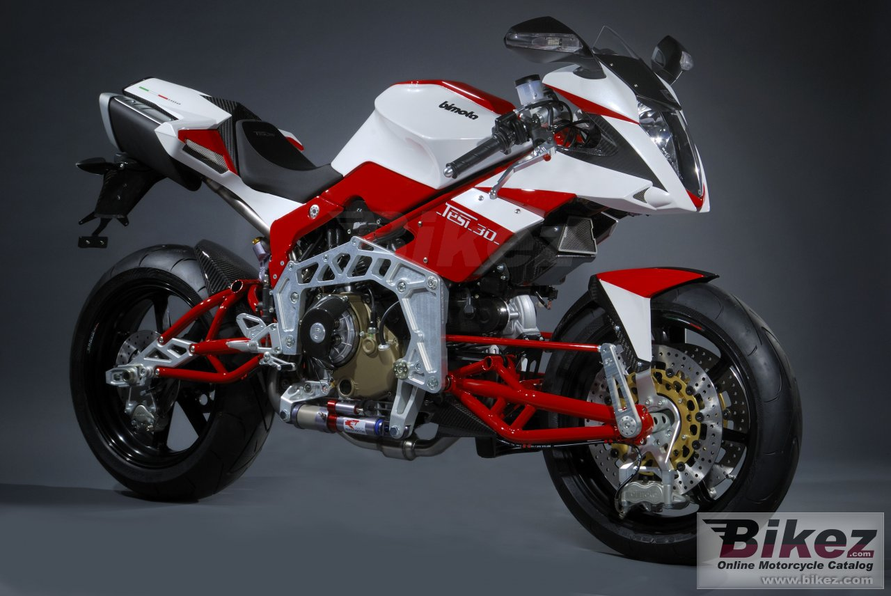 Big Bimota tesi 3d picture and wallpaper from Bikez.com