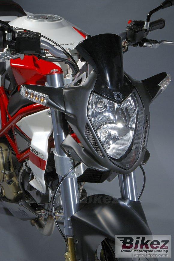 2008 Bimota DB6 Delirio