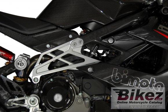 2009 Bimota DB7 Oronero