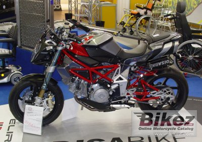 2009 Bimota Disabike
