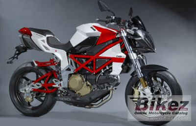 2010 Bimota DB6R photo