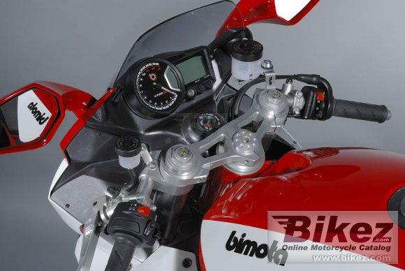 2011 Bimota DB7