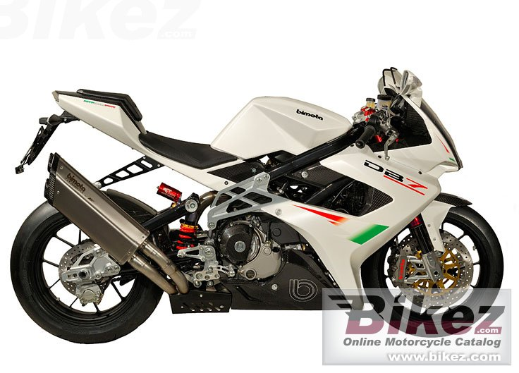 Big Bimota db7 picture and wallpaper from Bikez.com